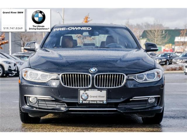 2015 BMW 328d xDrive (Stk: PW4433A) in Kitchener - Image 2 of 22
