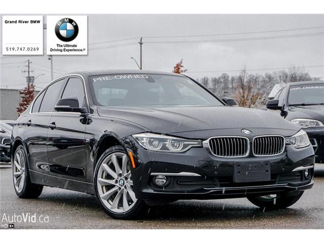 2016 BMW 328d xDrive (Stk: PW4505A) in Kitchener - Image 1 of 22