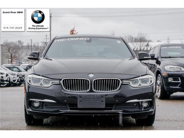 2016 BMW 328d xDrive (Stk: PW4505A) in Kitchener - Image 2 of 22