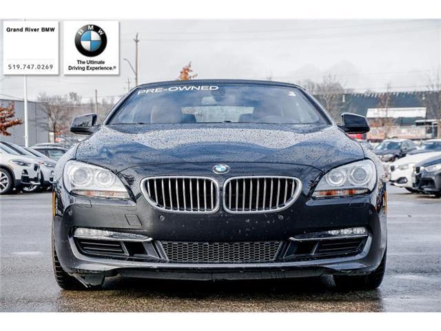 2012 BMW 650i  (Stk: PW4610) in Kitchener - Image 2 of 21