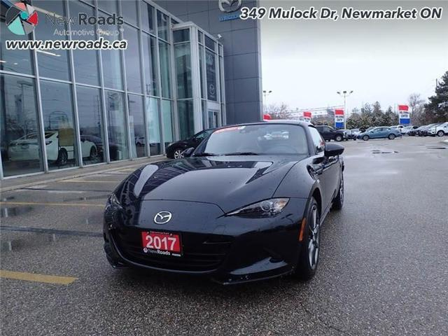 2017 Mazda MX-5 RF GT (Stk: 14039A) in Newmarket - Image 1 of 27