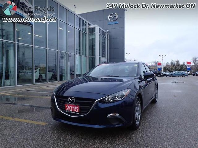 2015 Mazda Mazda3 GX (Stk: 14090) in Newmarket - Image 1 of 30