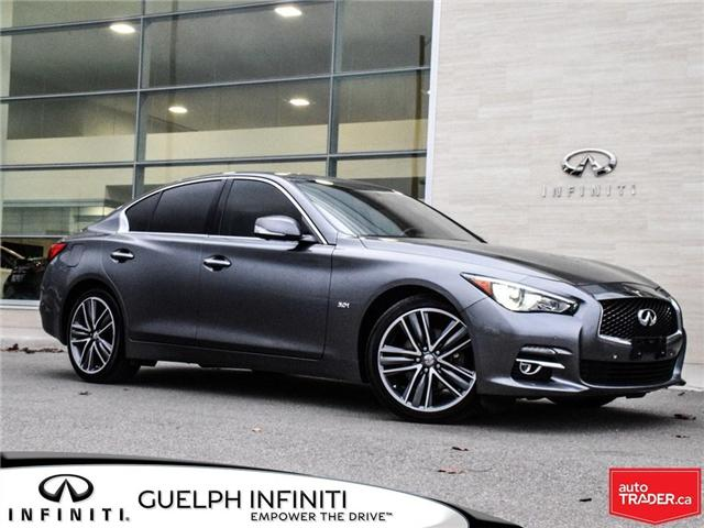 2017 Infiniti Q50  (Stk: I6770A) in Guelph - Image 1 of 26