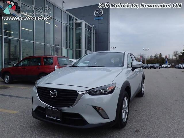 2017 Mazda CX-3 GS (Stk: 14094) in Newmarket - Image 1 of 30