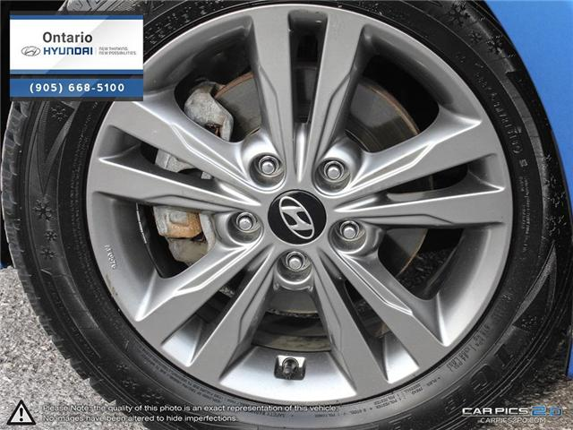 2018 Hyundai Elantra GL / Financing Available (Stk: 44905K) in Whitby - Image 6 of 27