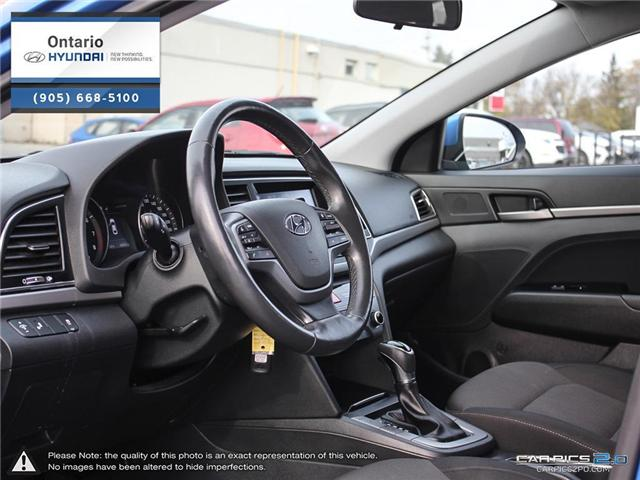 2018 Hyundai Elantra GL / Financing Available (Stk: 44905K) in Whitby - Image 13 of 27