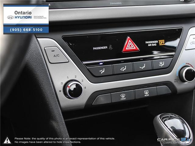2018 Hyundai Elantra GL / Financing Available (Stk: 44905K) in Whitby - Image 21 of 27