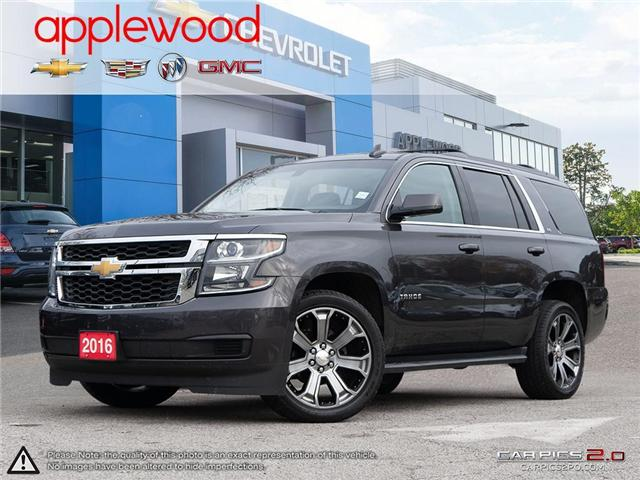 2016 Chevrolet Tahoe LS (Stk: 5155P) in Mississauga - Image 1 of 28