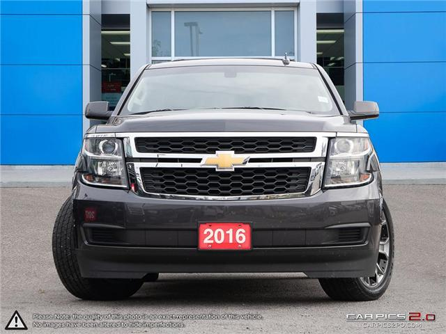 2016 Chevrolet Tahoe LS (Stk: 5155P) in Mississauga - Image 2 of 28
