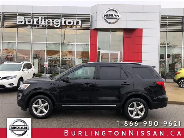 2017 Ford Explorer XLT (Stk: X8810A) in Burlington - Image 1 of 18
