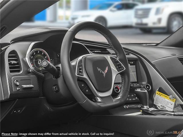 2019 Chevrolet Corvette Stingray Z51 (Stk: C9Y012) in Mississauga - Image 12 of 22