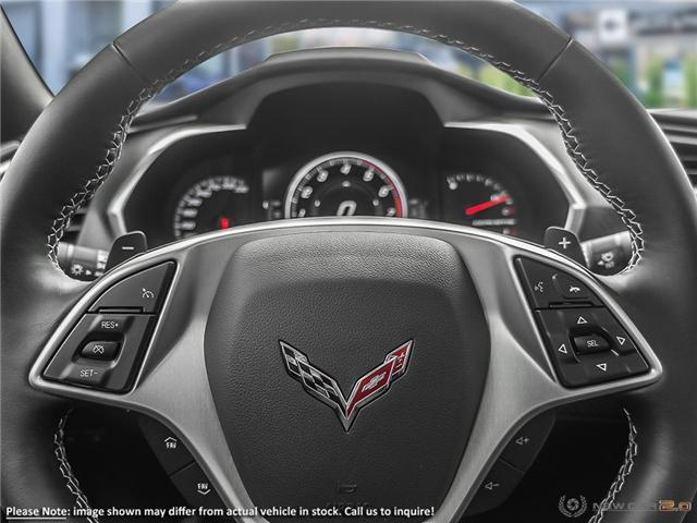 2019 Chevrolet Corvette Stingray Z51 (Stk: C9Y012) in Mississauga - Image 14 of 22