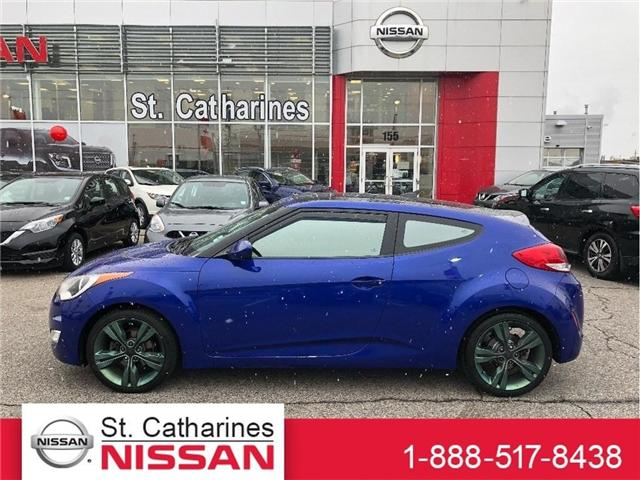 2013 Hyundai Veloster  (Stk: P-2086A) in St. Catharines - Image 1 of 22