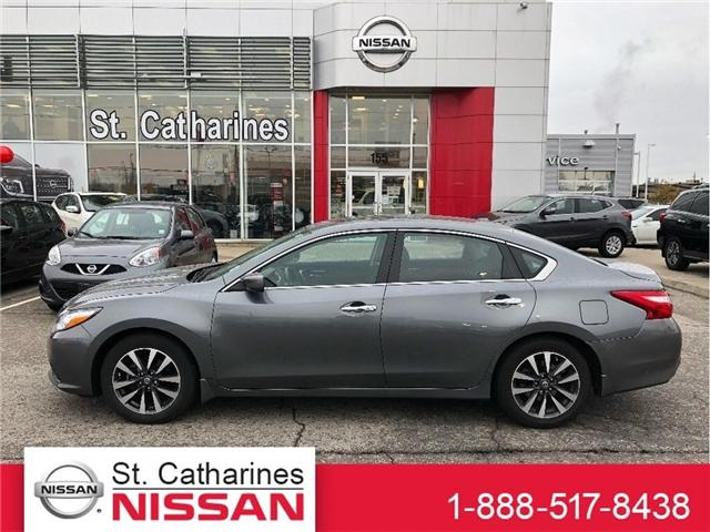 2017 Nissan Altima 2.5 SV (Stk: SSP-161) in St. Catharines - Image 1 of 21
