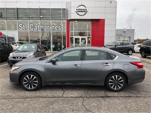 2017 Nissan Altima 2.5 SV (Stk: SSP-161) in St. Catharines - Image 2 of 21