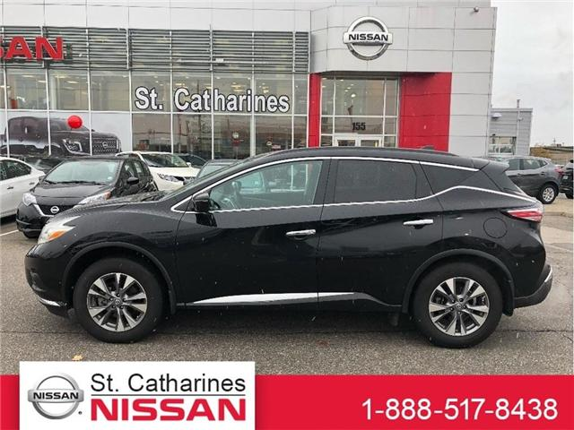 2017 Nissan Murano S (Stk: P-2137) in St. Catharines - Image 1 of 20
