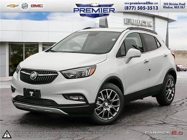 2019 Buick Encore Sport Touring (Stk: 191342) in Windsor - Image 1 of 27