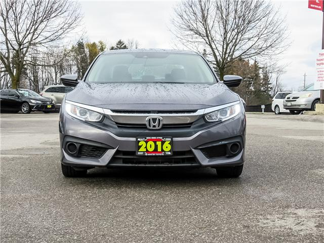 2016 Honda Civic LX (Stk: 90107A) in Whitby - Image 2 of 21