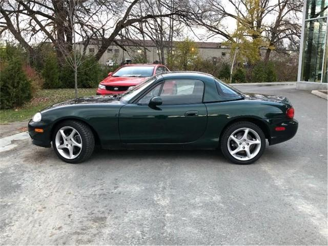 2002 Mazda MX-5 Miata 1.8 (Stk: U0290) in Cobourg - Image 2 of 16