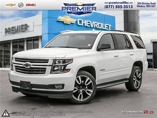 2019 Chevrolet Tahoe Premier (Stk: 191341) in Windsor - Image 1 of 27