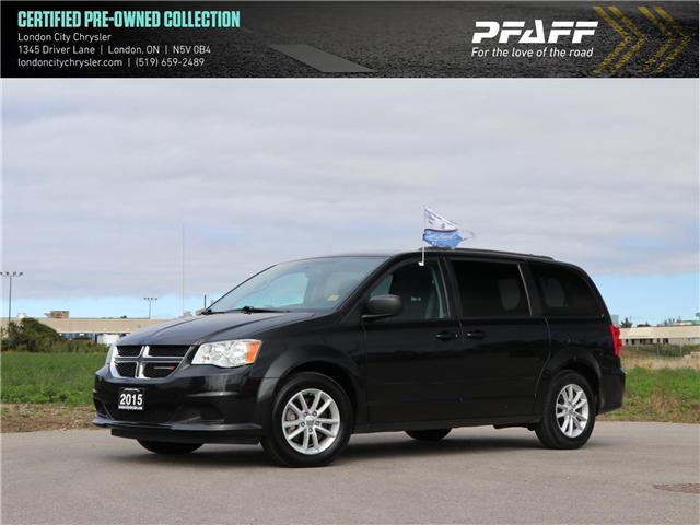 2015 Dodge Grand Caravan SE/SXT (Stk: 8777A) in London - Image 1 of 21