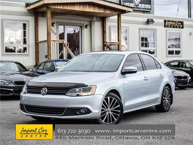 2014 Volkswagen Jetta 2.0 TDI Highline (Stk: 397365) in Ottawa - Image 1 of 24