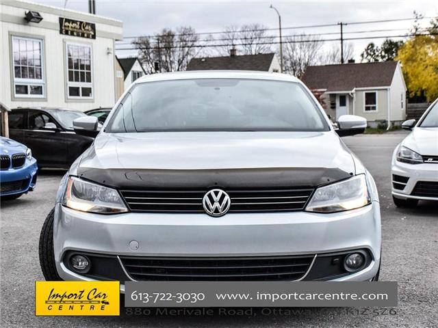 2014 Volkswagen Jetta 2.0 TDI Highline (Stk: 397365) in Ottawa - Image 2 of 24