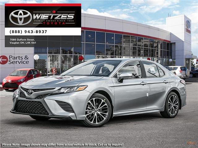 2019 Toyota Camry SE (Stk: 67650) in Vaughan - Image 1 of 24