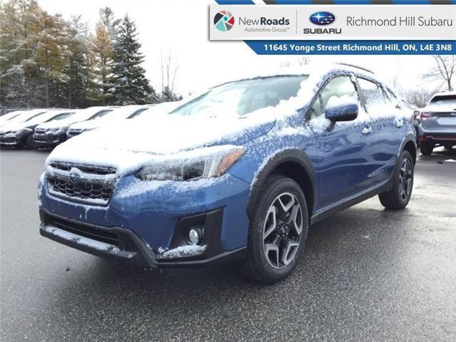 2019 Subaru Crosstrek  Limited CVT (Stk: 32215) in RICHMOND HILL - Image 1 of 19