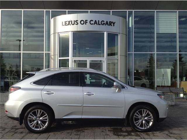 2013 Lexus RX 350 Base (Stk: 190064B) in Calgary - Image 1 of 12