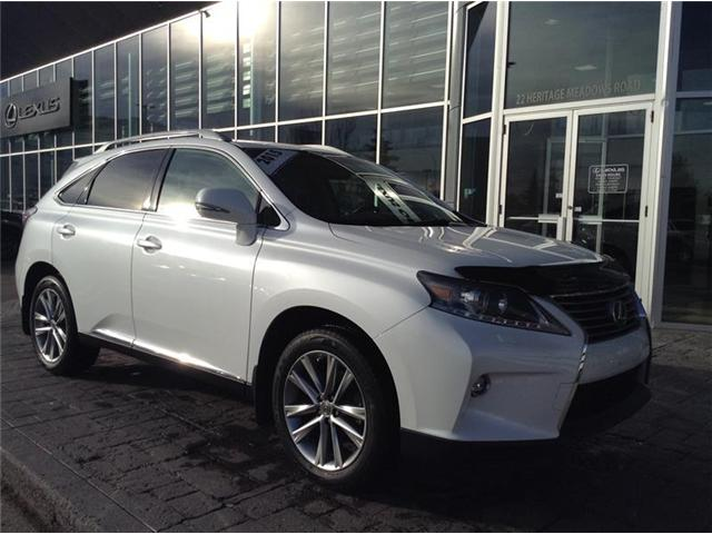 2015 Lexus RX 350 Sportdesign (Stk: 3853A) in Calgary - Image 2 of 12