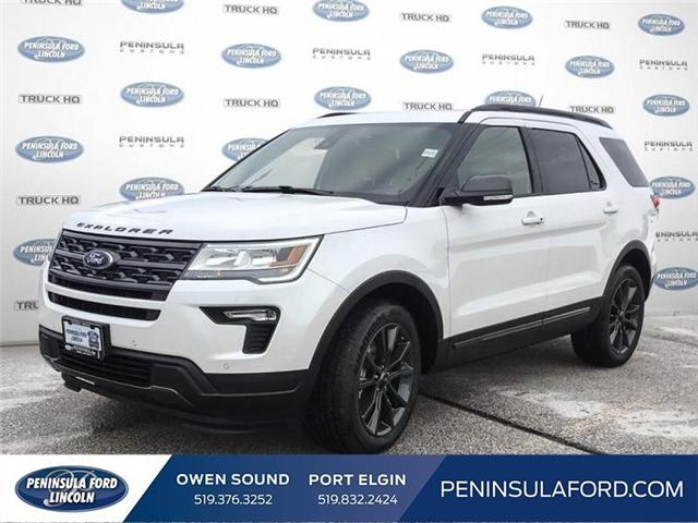 2019 Ford Explorer XLT (Stk: 19EX01) in Owen Sound - Image 1 of 24