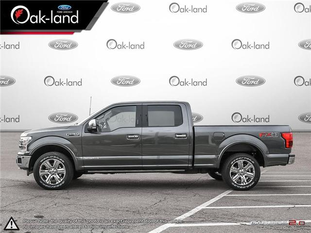2018 Ford F-150 Lariat (Stk: 8T720) in Oakville - Image 2 of 25