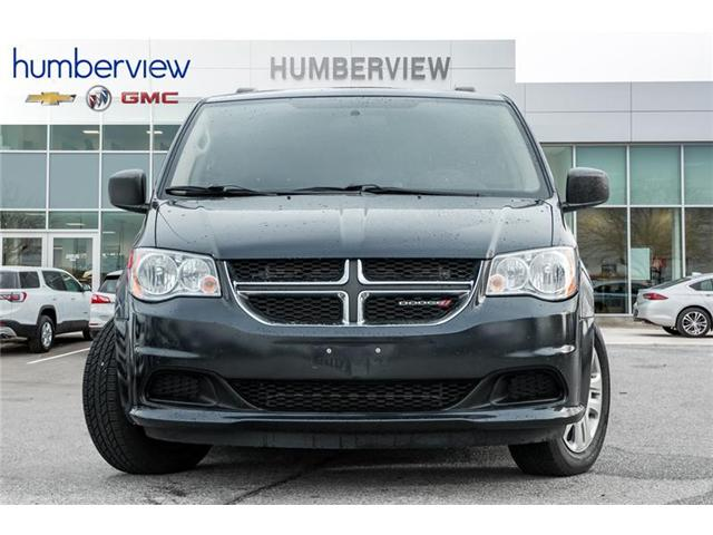 2014 Dodge Grand Caravan SE/SXT (Stk: B8E071AA) in Toronto - Image 2 of 19