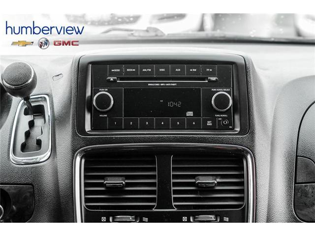 2014 Dodge Grand Caravan SE/SXT (Stk: B8E071AA) in Toronto - Image 17 of 19