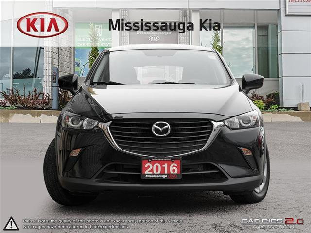 2016 Mazda CX-3 GX (Stk: 4997P) in Mississauga - Image 2 of 27