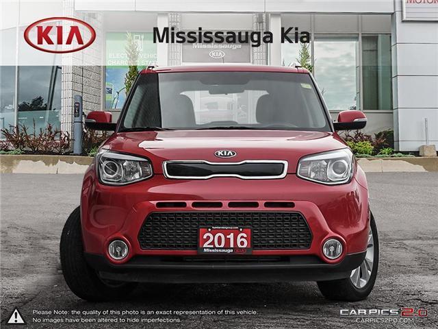 2016 Kia Soul EX (Stk: 2692P) in Mississauga - Image 2 of 27