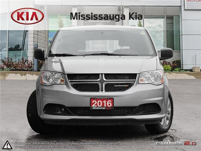 2016 Dodge Grand Caravan SE/SXT (Stk: 9701P) in Mississauga - Image 2 of 27
