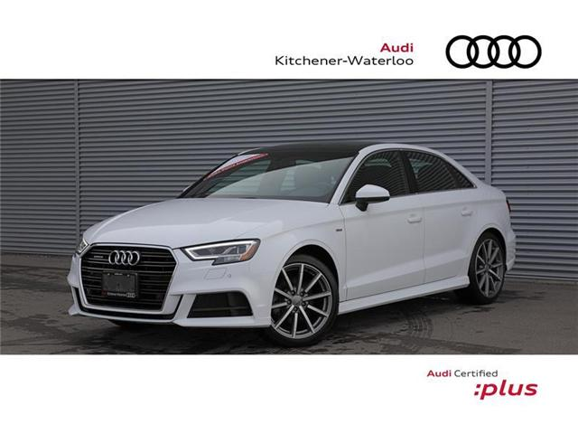 2018 Audi A3 2.0T Technik (Stk: 2A5817) in Kitchener - Image 1 of 22