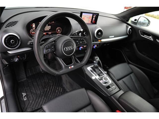 2018 Audi A3 2.0T Technik (Stk: 2A5817) in Kitchener - Image 11 of 22