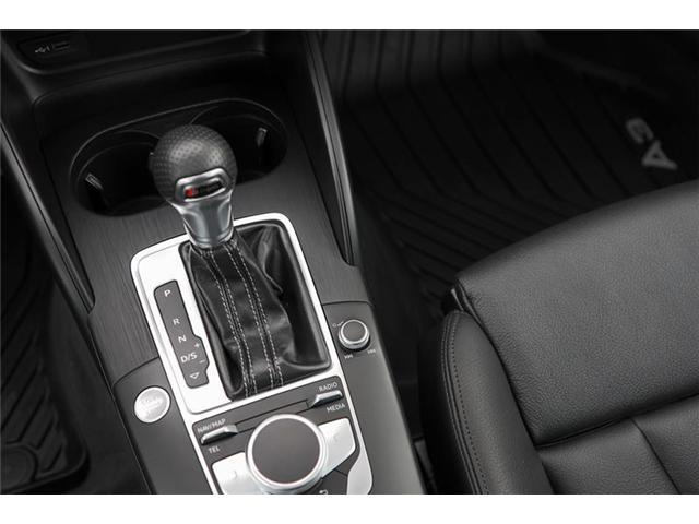 2018 Audi A3 2.0T Technik (Stk: 2A5817) in Kitchener - Image 19 of 22