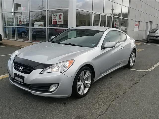 2012 Hyundai Genesis Coupe 2.0T (Stk: U0258) in New Minas - Image 1 of 16