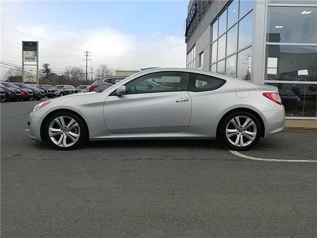 2012 Hyundai Genesis Coupe 2.0T (Stk: U0258) in New Minas - Image 2 of 16