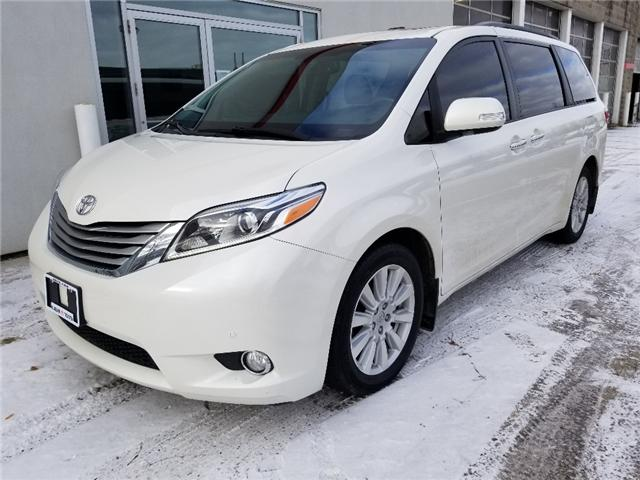 2017 Toyota Sienna Limited 7-Passenger (Stk: A01617) in Guelph - Image 1 of 30