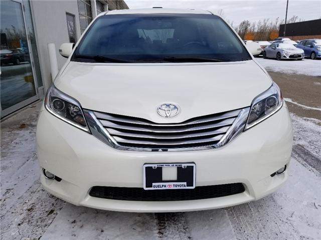 2017 Toyota Sienna Limited 7-Passenger (Stk: A01617) in Guelph - Image 2 of 30