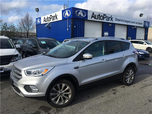 2017 Ford Escape Titanium (Stk: 15-40444) in Georgetown - Image 1 of 27