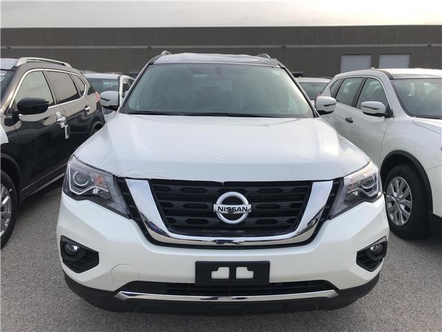 2019 Nissan Pathfinder SV Tech (Stk: N19070) in Oakville - Image 2 of 5