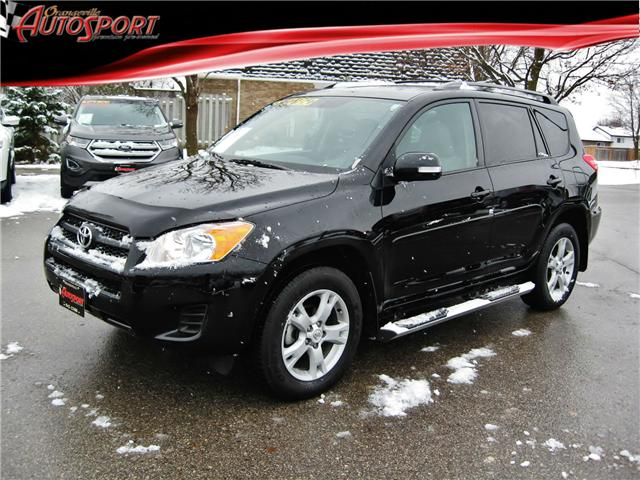 2012 Toyota RAV4 Base (Stk: 1431) in Orangeville - Image 1 of 19