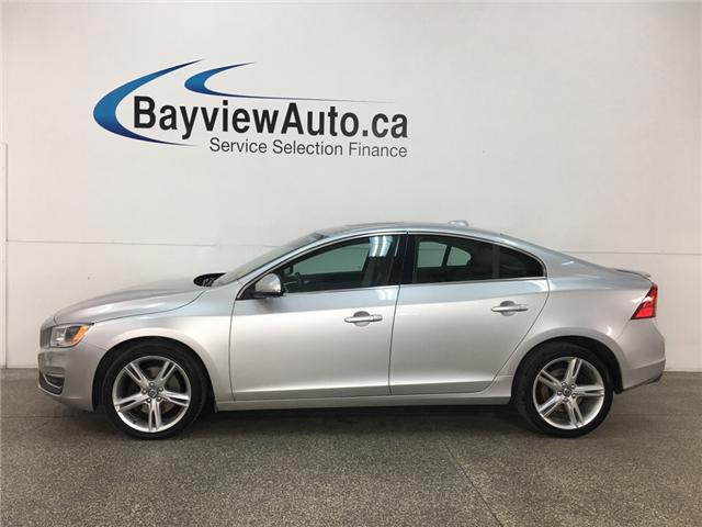 2016 Volvo S60 T5 Special Edition Premier (Stk: 33769W) in Belleville - Image 1 of 30