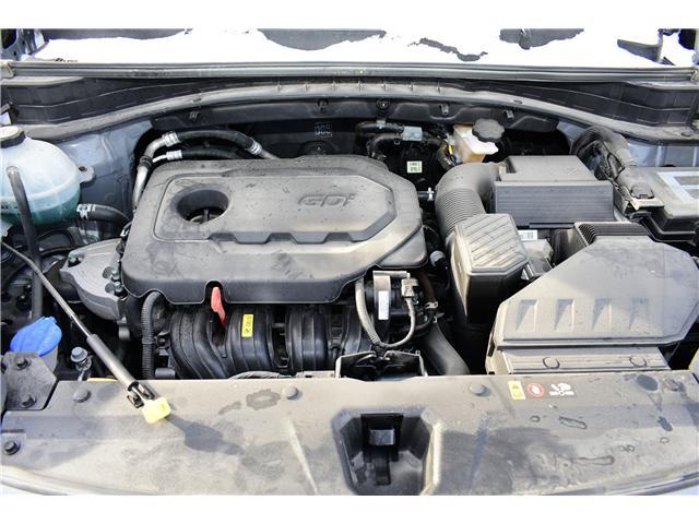 2019 Kia Sportage LX (Stk: P35807C) in Saskatoon - Image 24 of 30